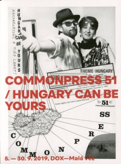 Commonpress 51 / Hungary Can Be Yours